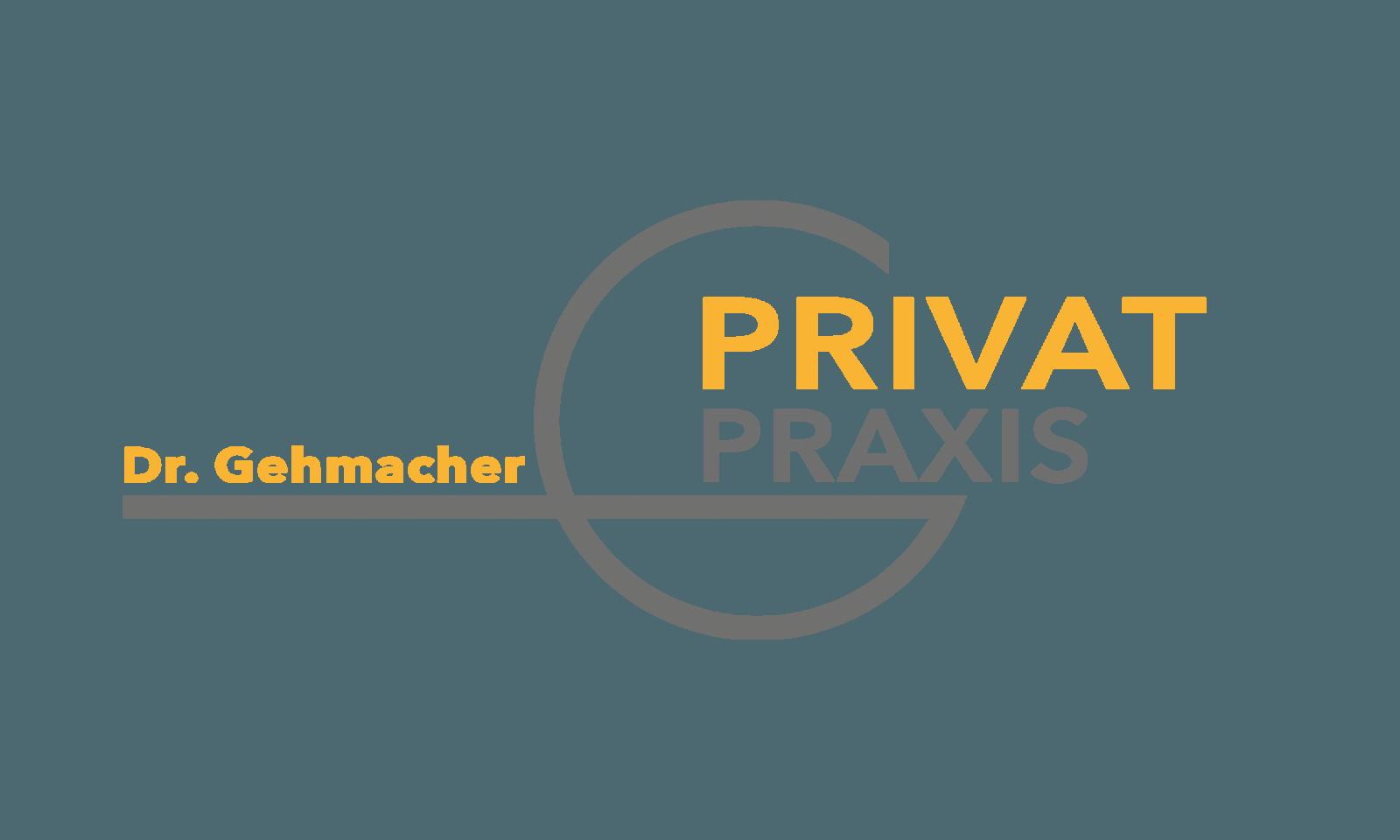 Logo Privatpraxis Dr. Gehmacher