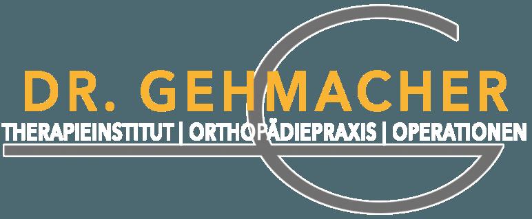 Logo Slider Gehmacher weiss
